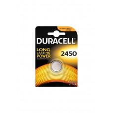 Lithium Duracell CR 2450 / DL 2450